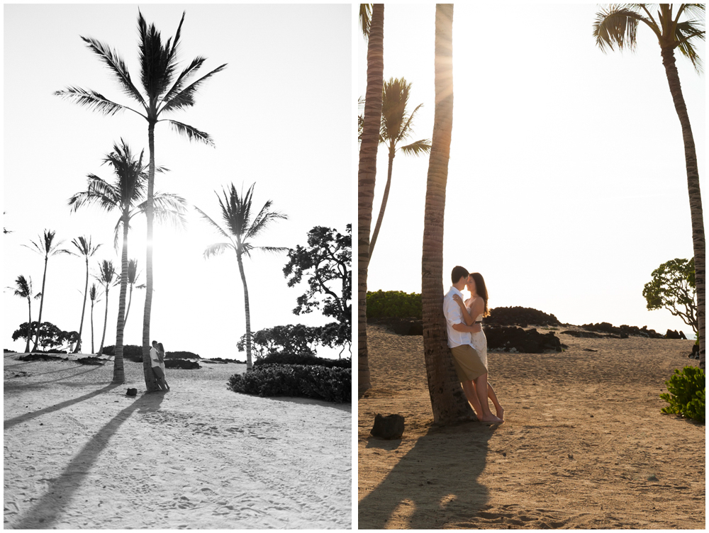 Kukio|Hawaii|Engagement|Photography