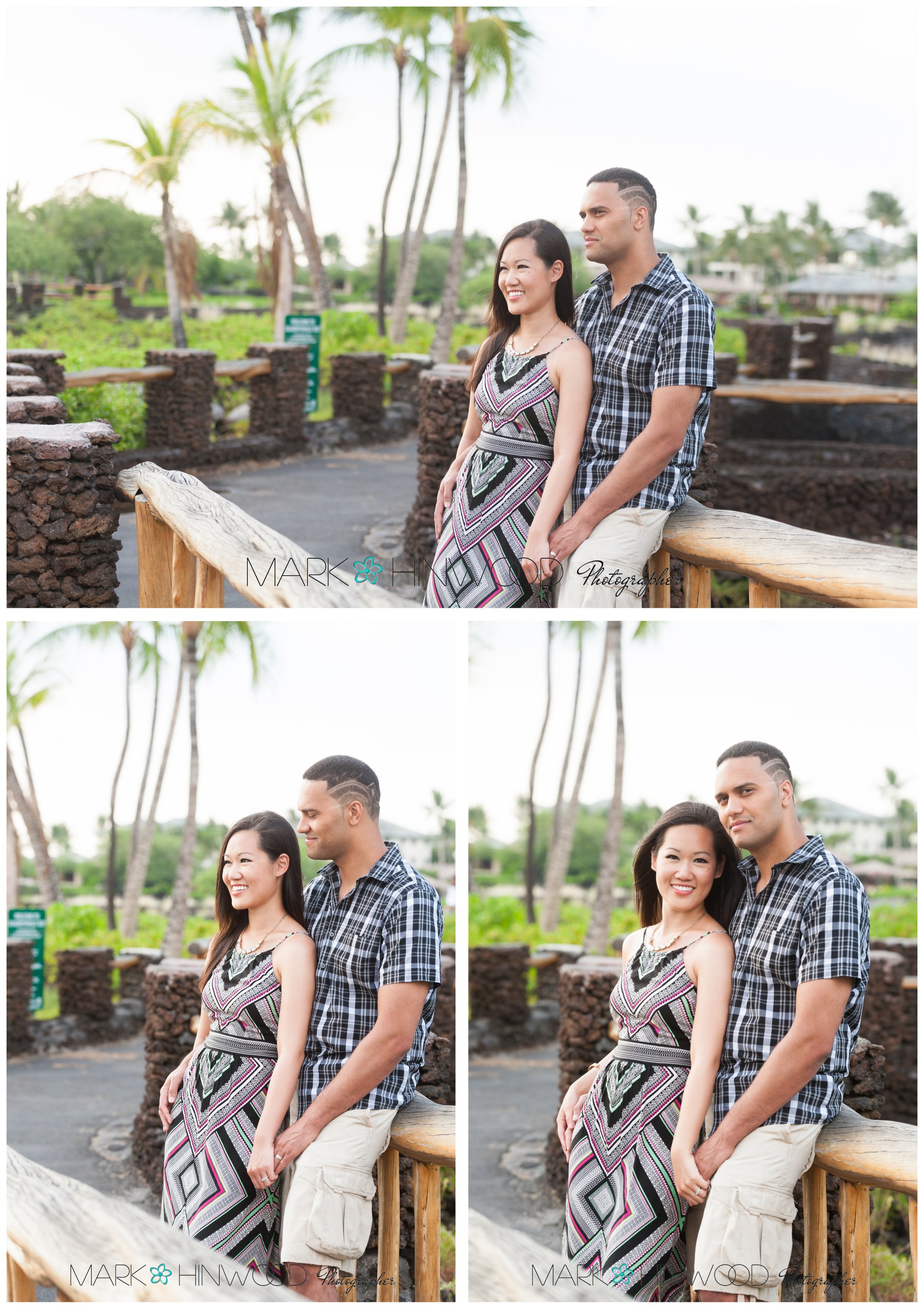 Hawaii engagement photoghaphy