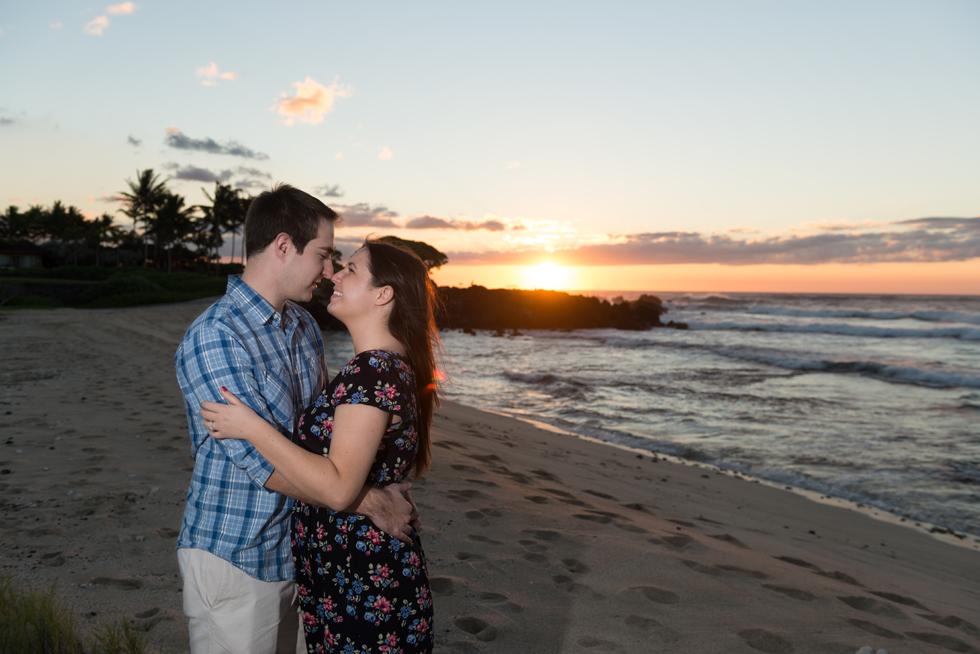 Engagement Photographer Big Island