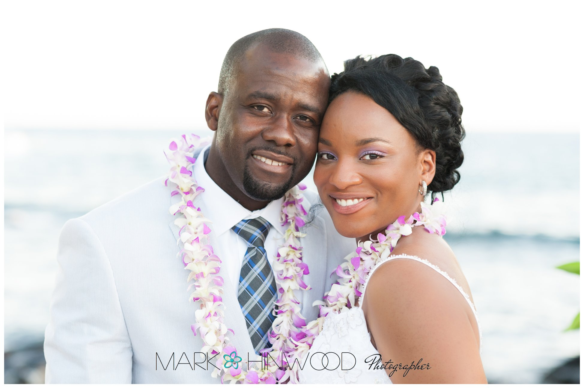 Kona beach weddings