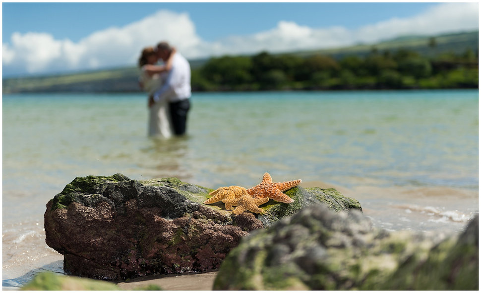 Mauna Kea|Beach|Hawaii|Wedding