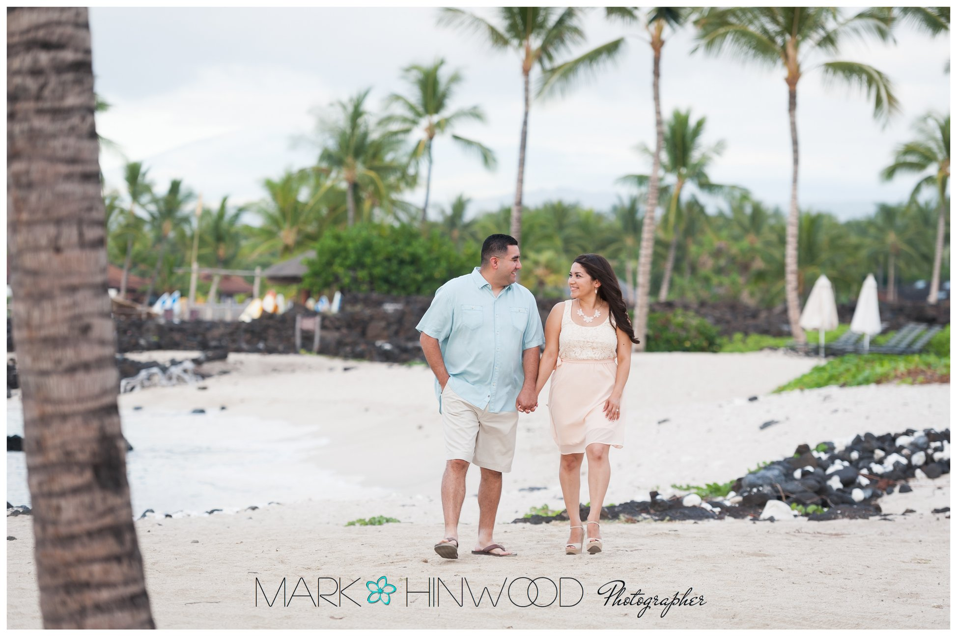 Hawaii engagment photography 1