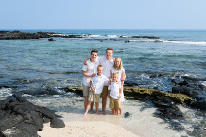 Family Photographers Big Island