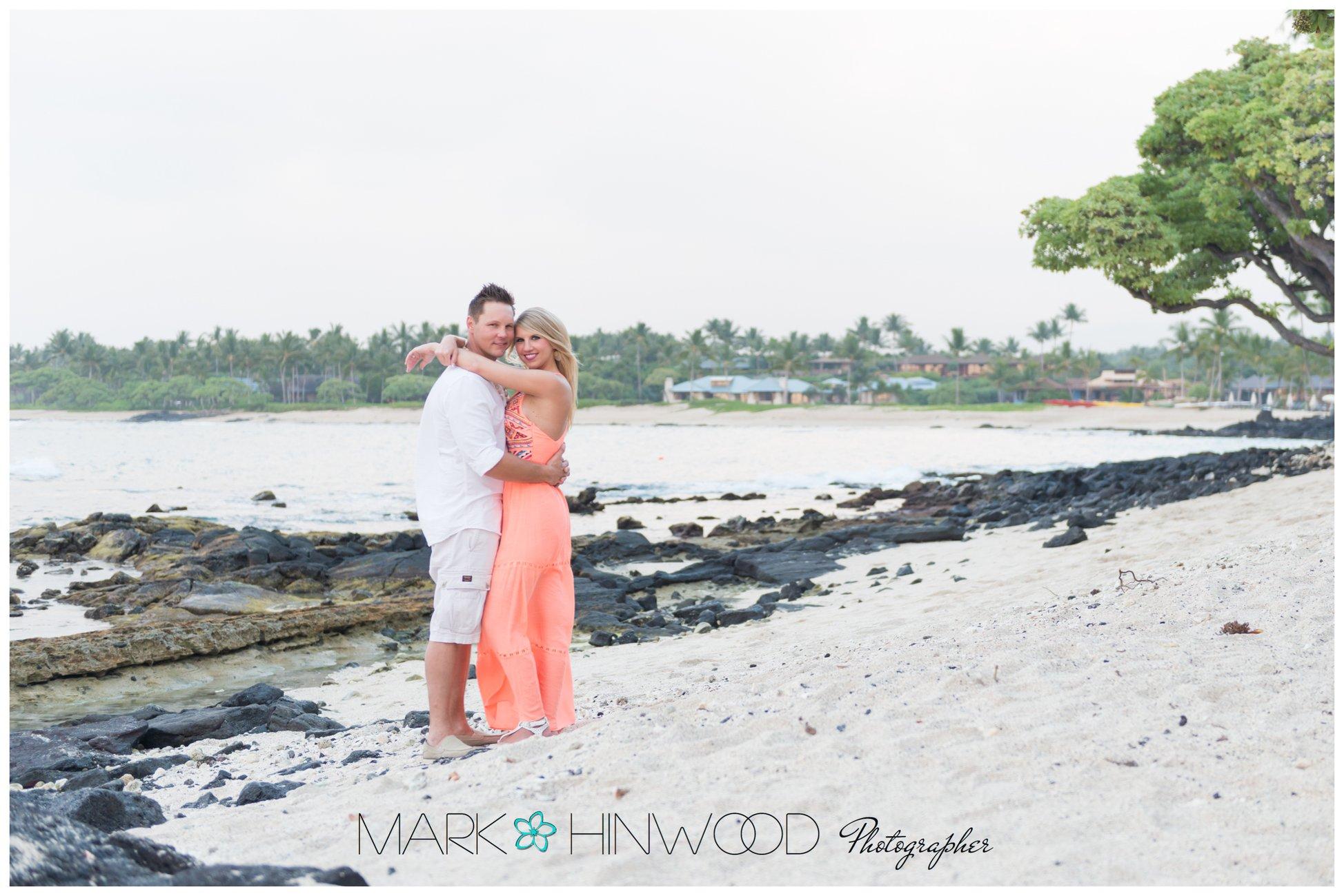Kailua Kona Engagement photography 4