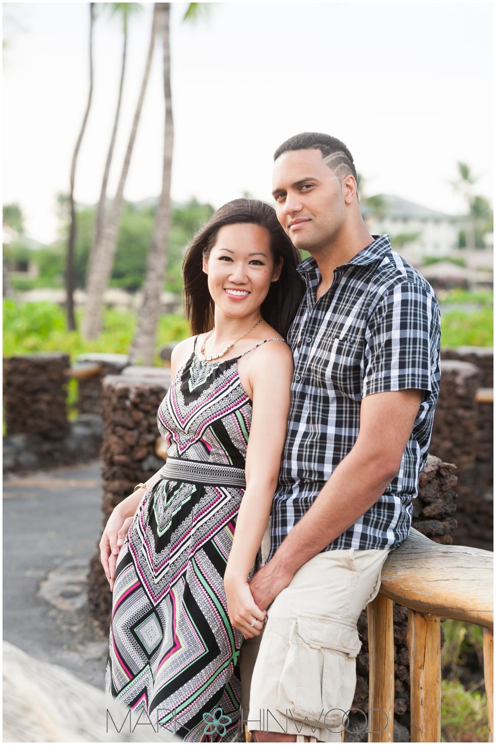 Marriott Hawaii honeymoon photographer