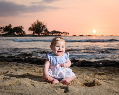 Big Island Family Portraits