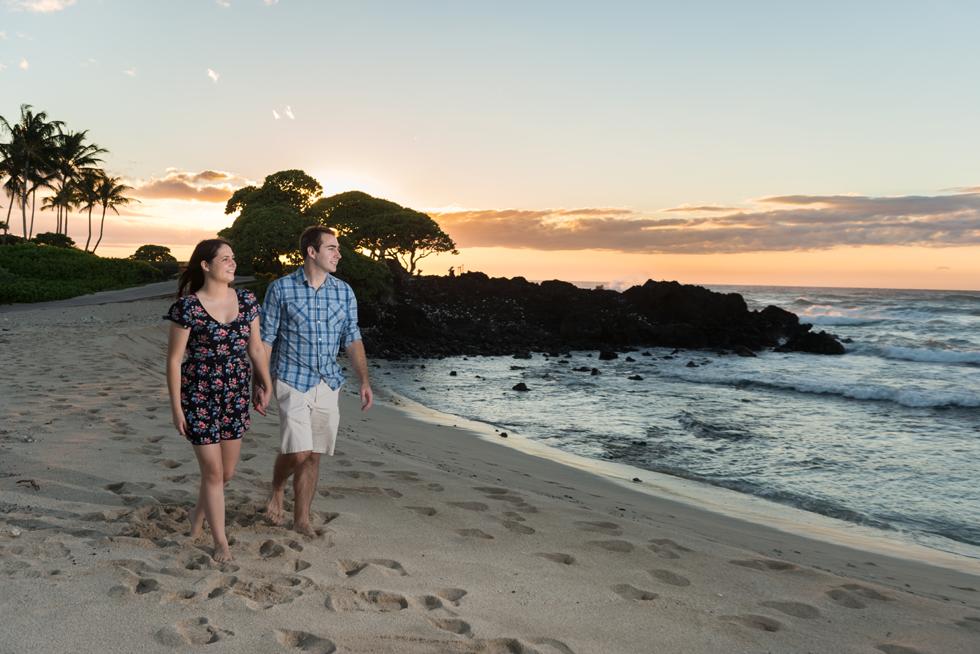 Engagement Photographers Big Island