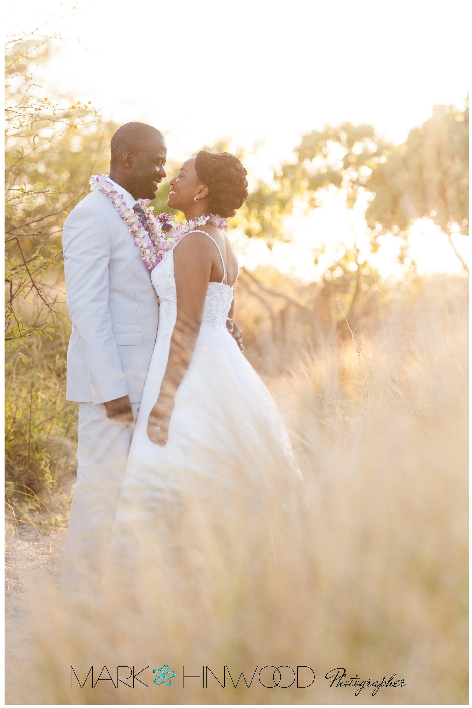 simple kona beach weddings 11