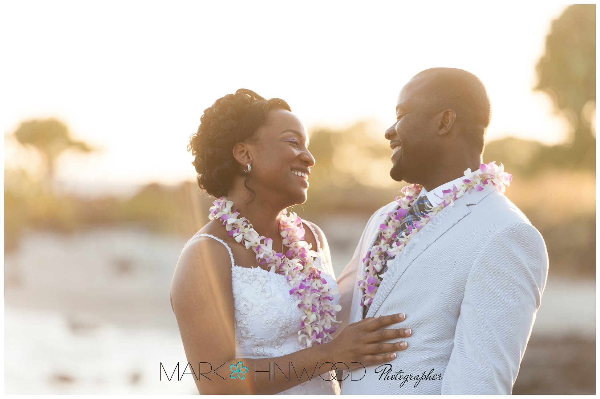 simple kona beach weddings 18
