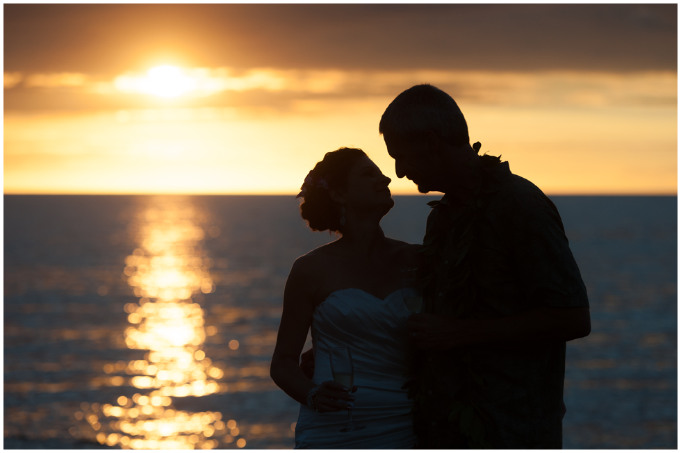 hawaii sunset beach wedding photography.png