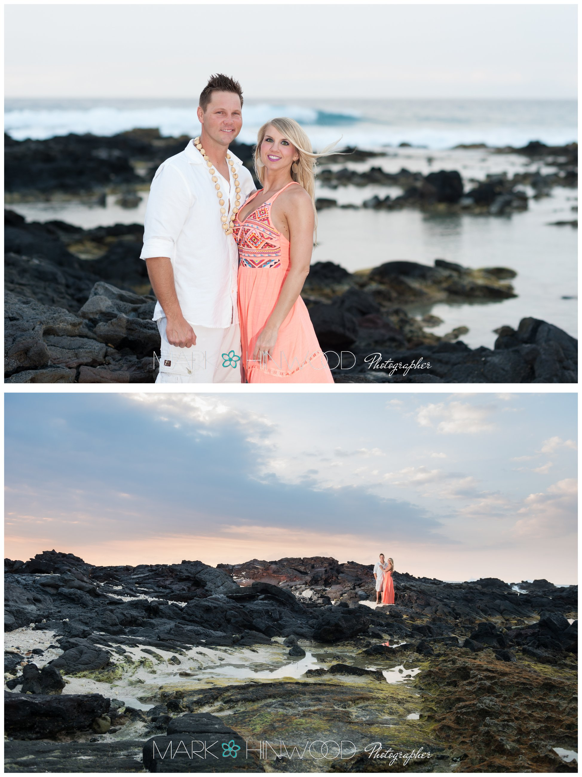 engagement photography big island