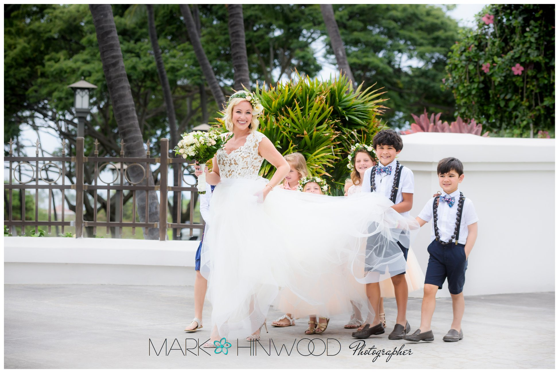 Beautiful Hawaii Weddings 7