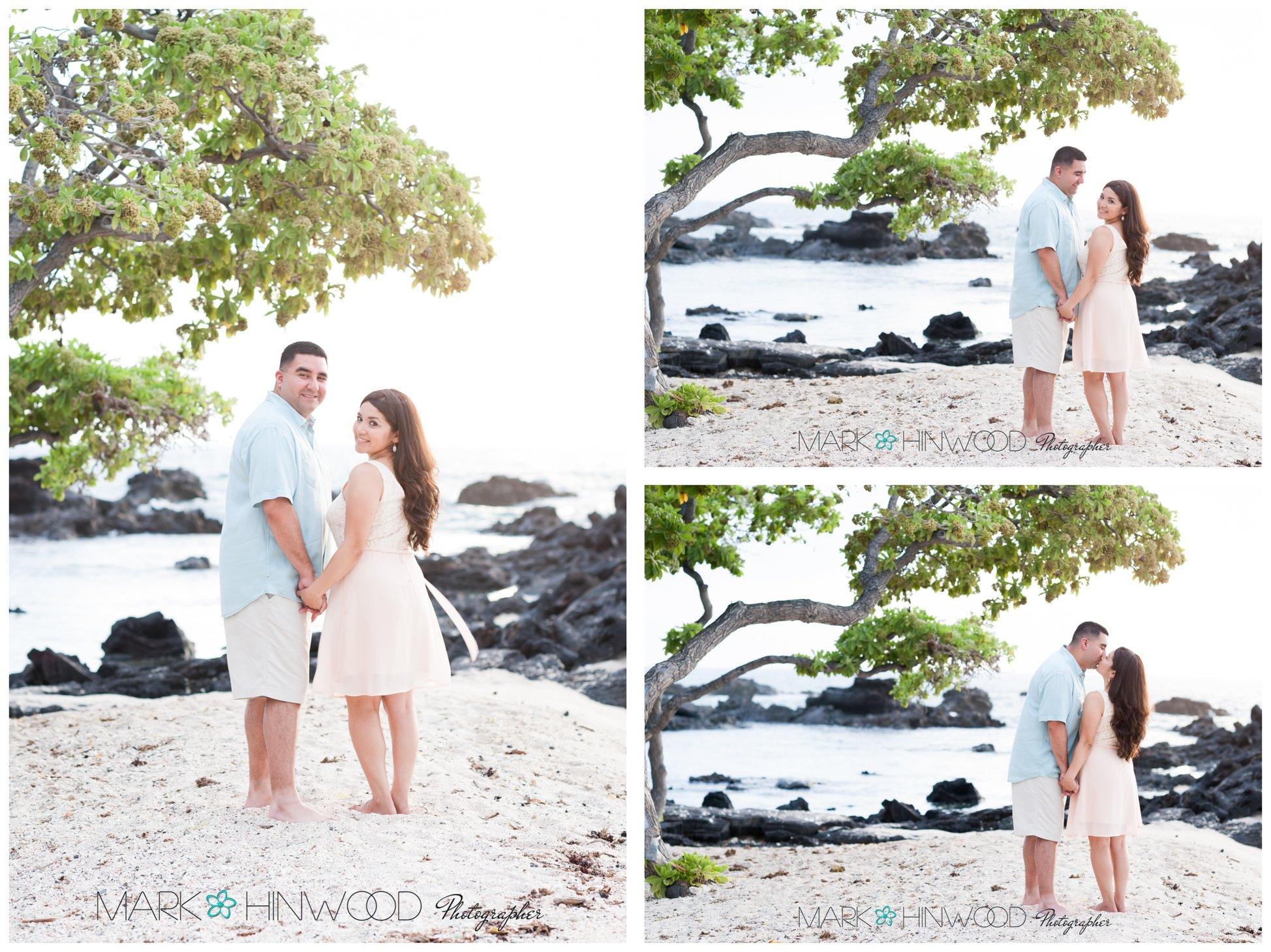 Kailua Kona Engagement photographers 1