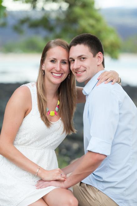 Big Island Honeymoon Photographers