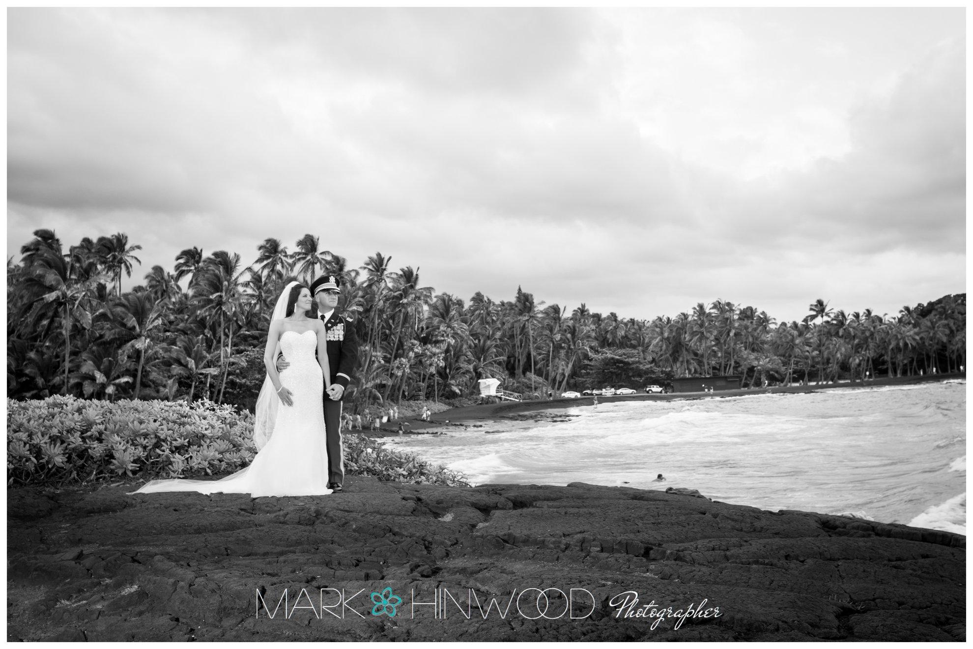 Engagement photography Big Island Hawaii