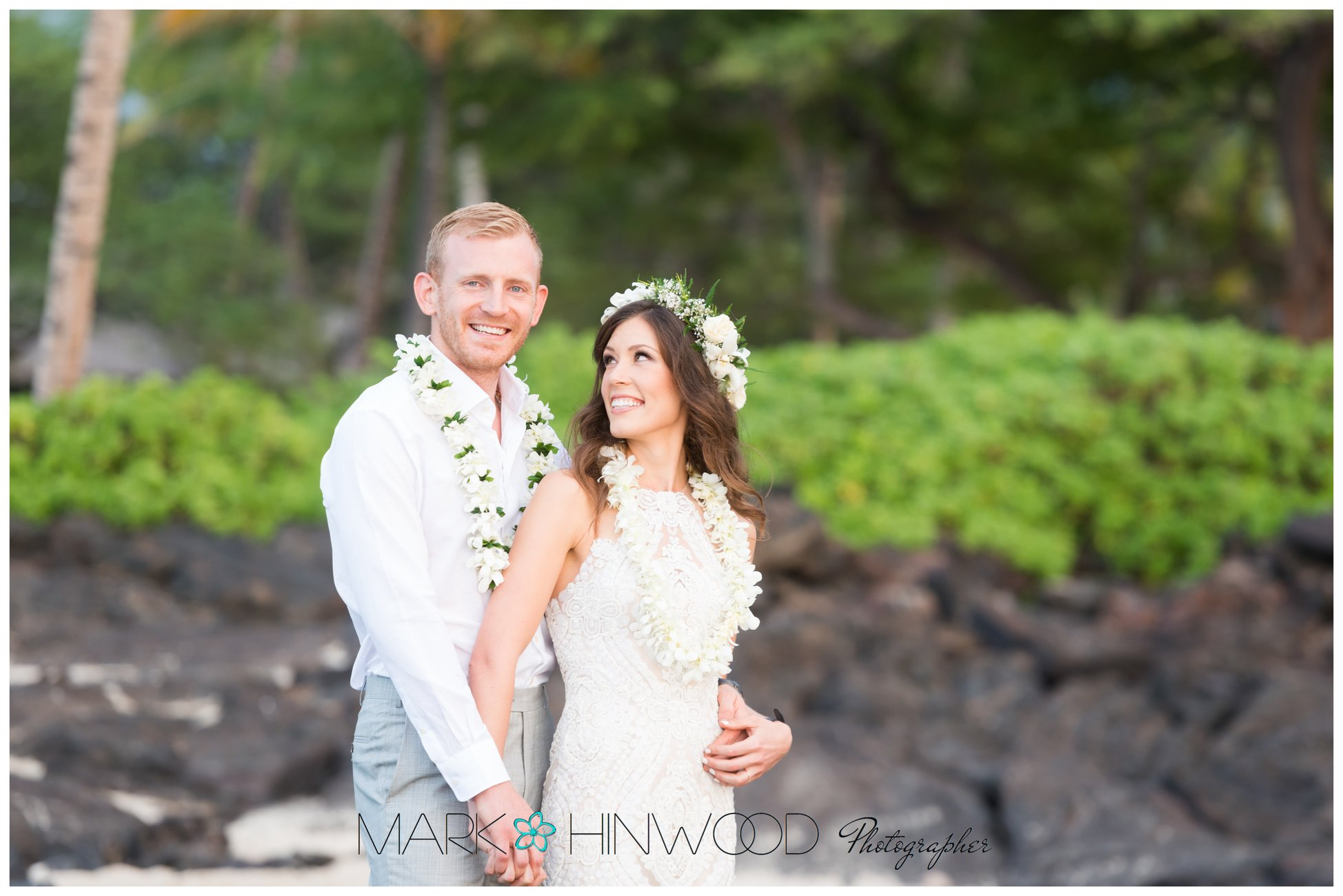 Amazing Hawaii beach weddings