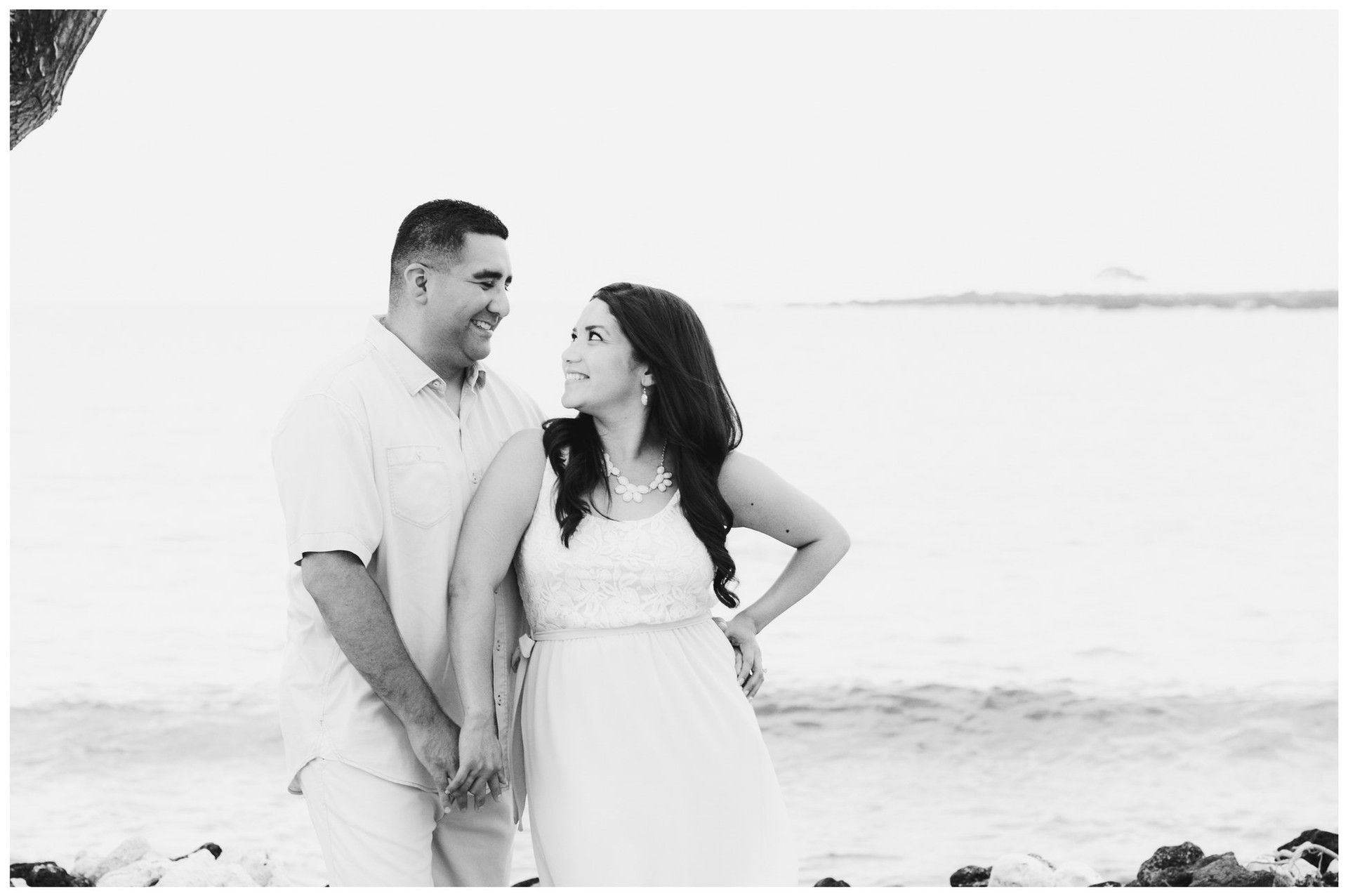 Big Island Hawaii Engagement Photographe