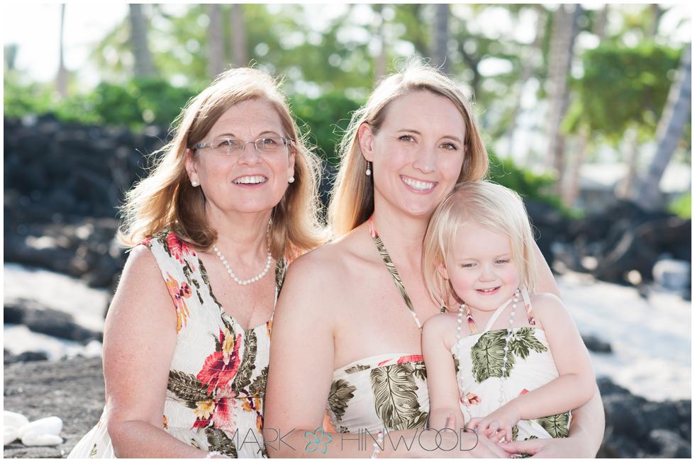 Family photography Kailua kona