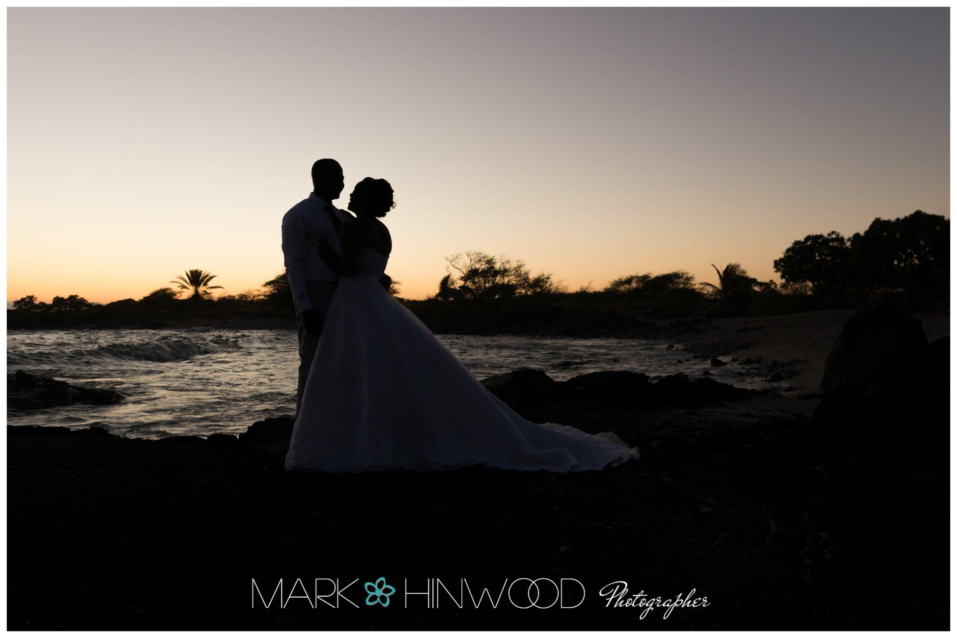kona beach weddings 17