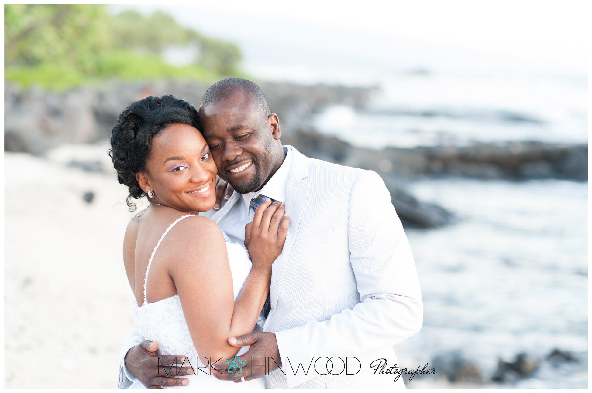 Kona beach weddings 12