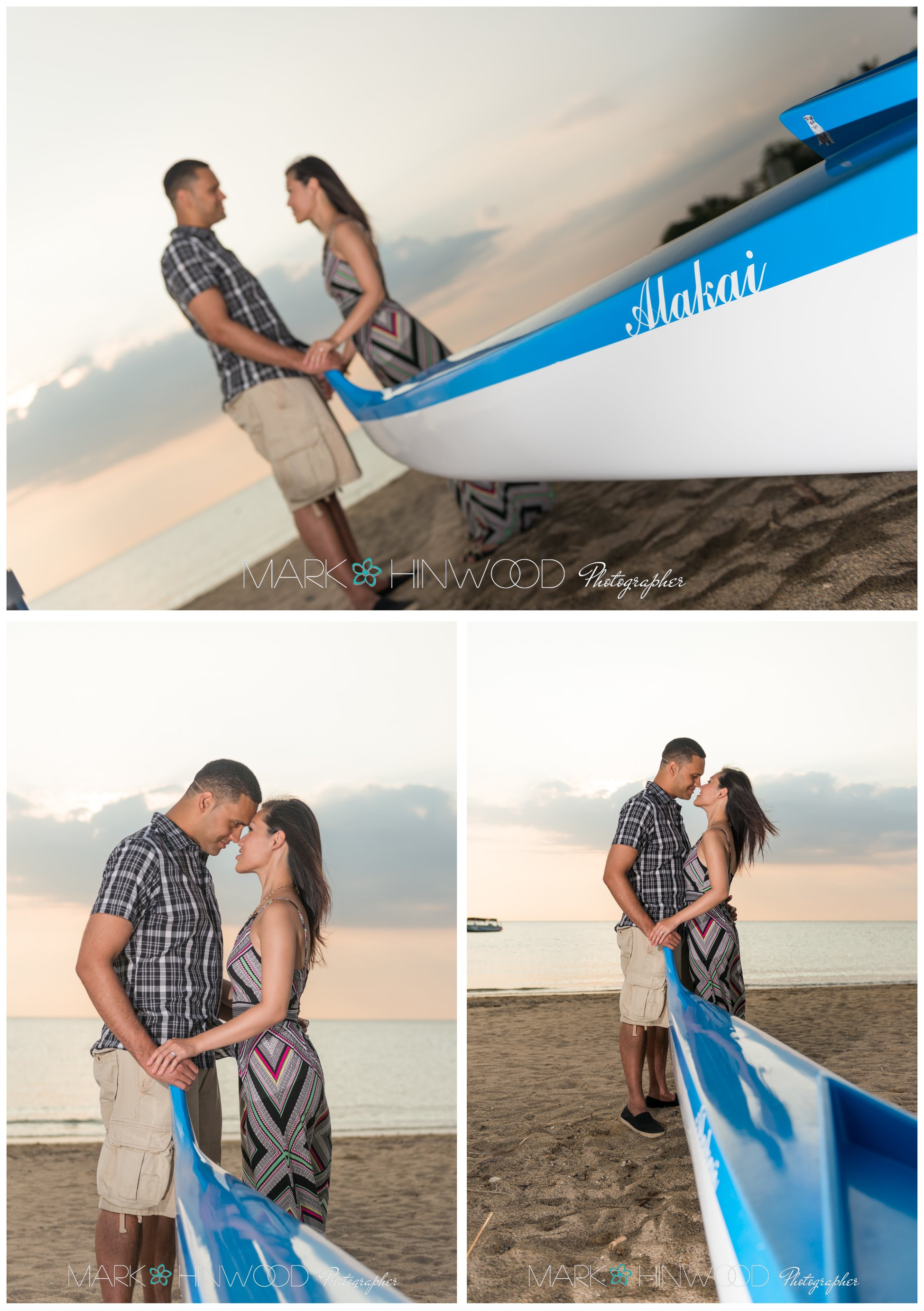 Hawaii engagement photoghaphy 1