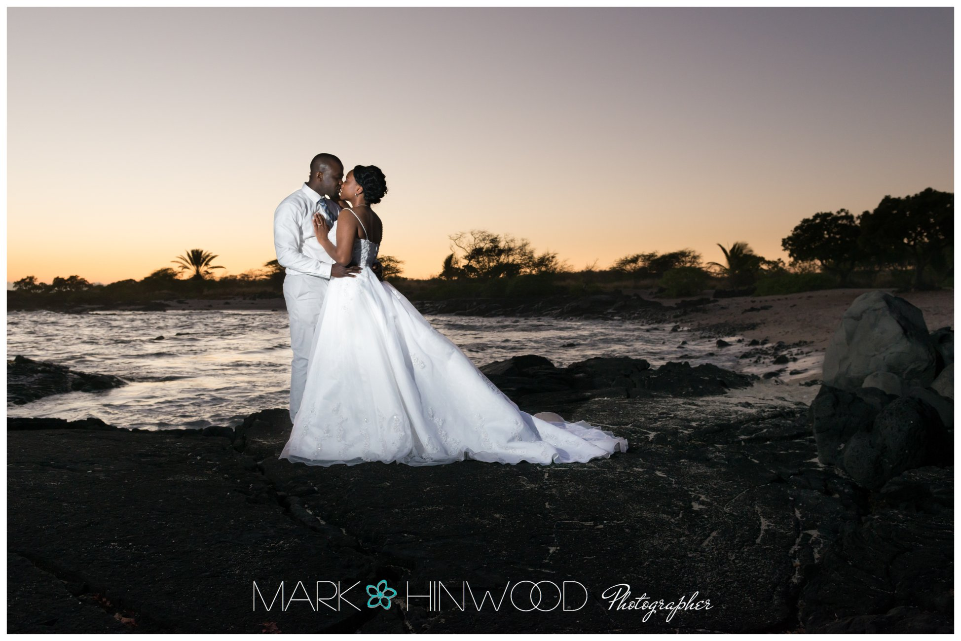 Kona beach weddings 14