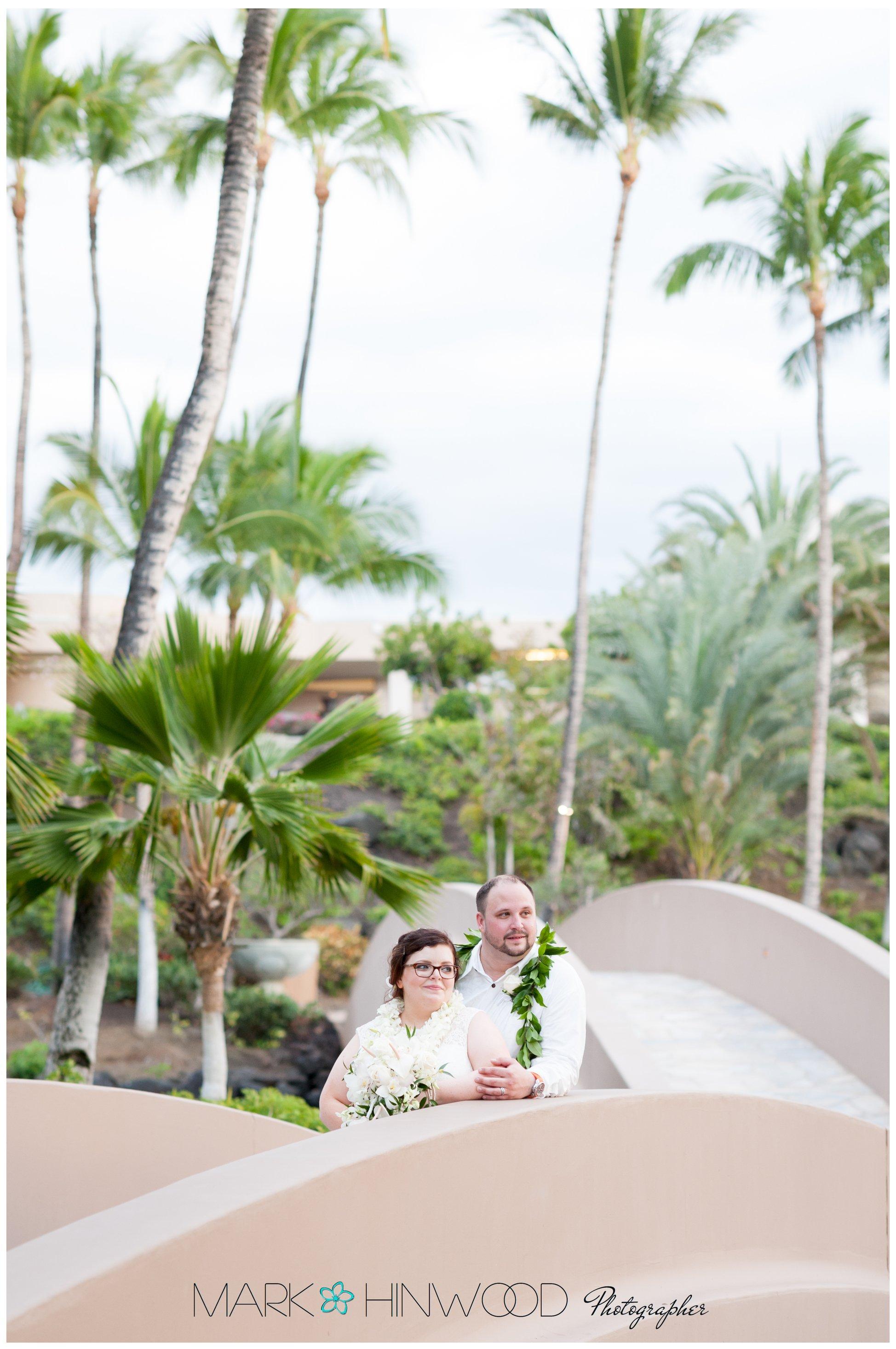 Waikoloa Hilton Weddings 1