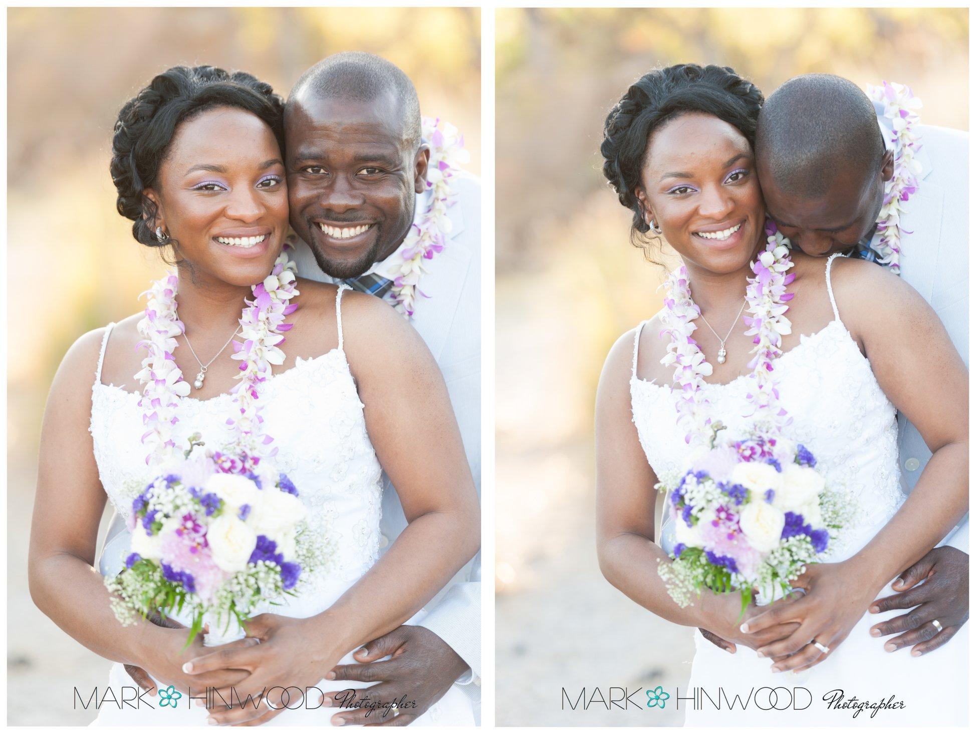 simple kona beach weddings 12