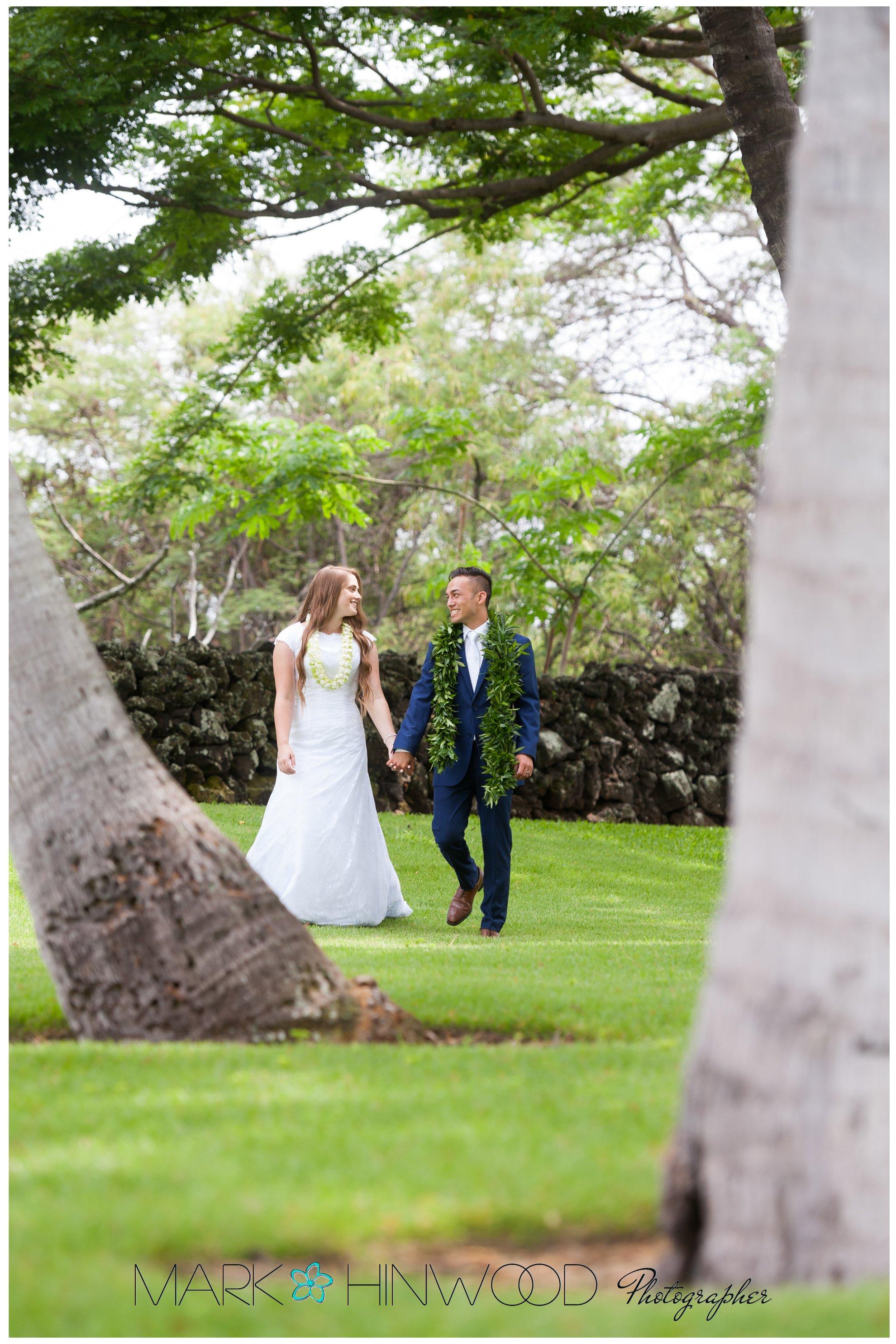 Kailua Kona Hawaii Weddings 11