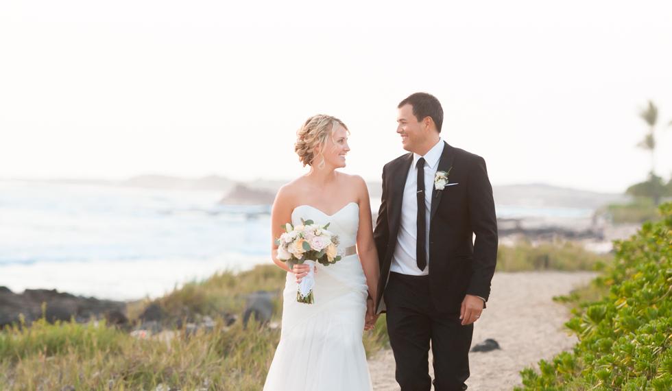Kailua Kona beach Weddings