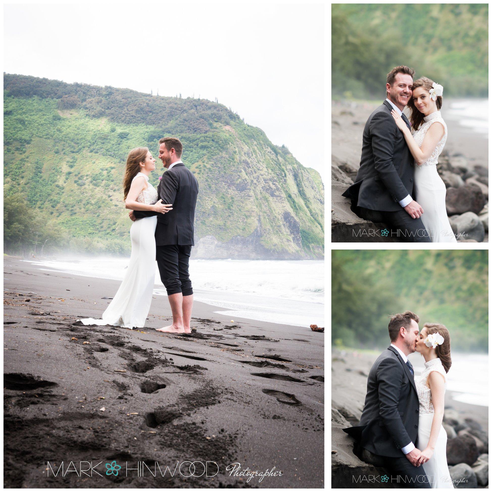 Amazing Hawaii Wedding Photography 1