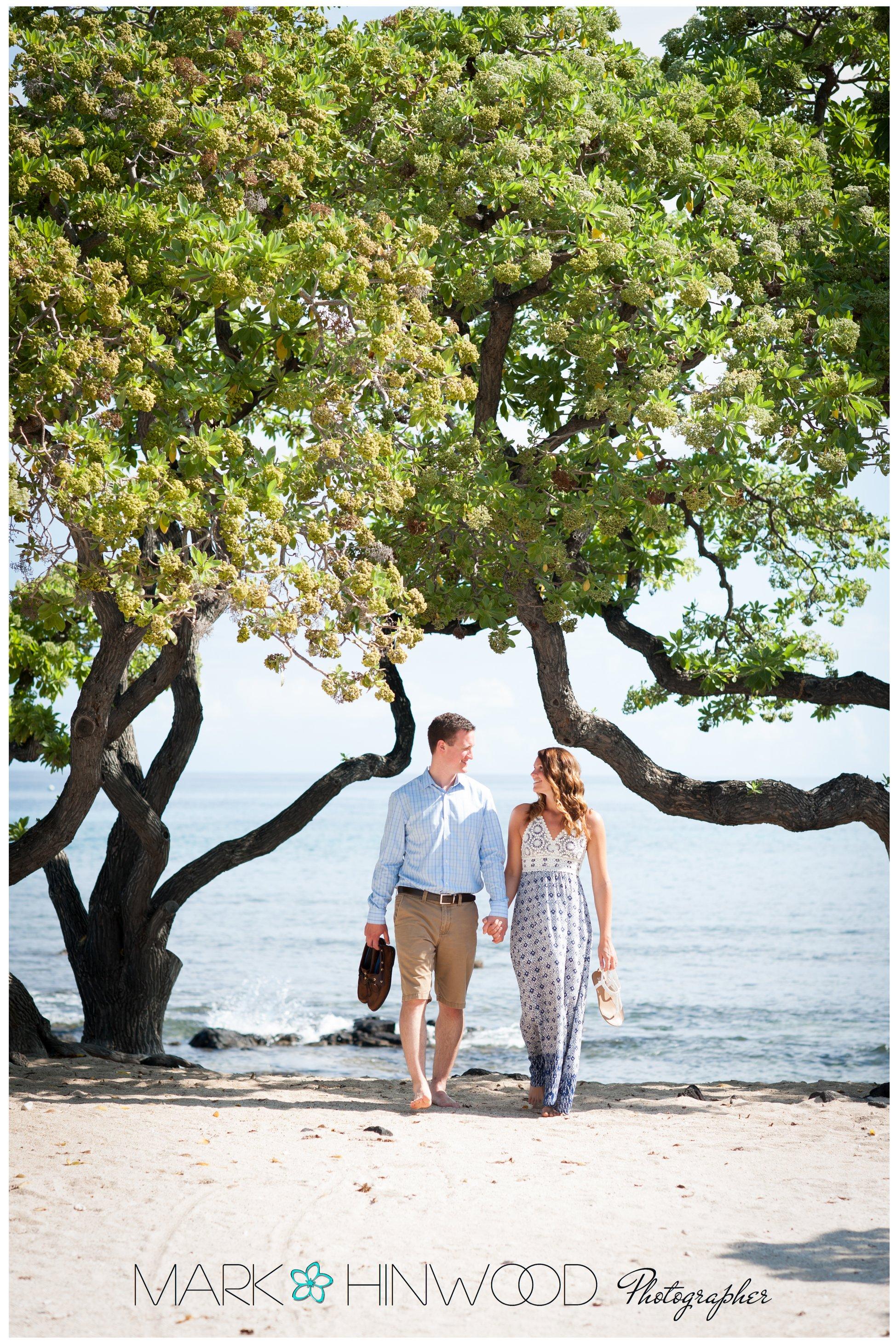 Big Island Engagment photography