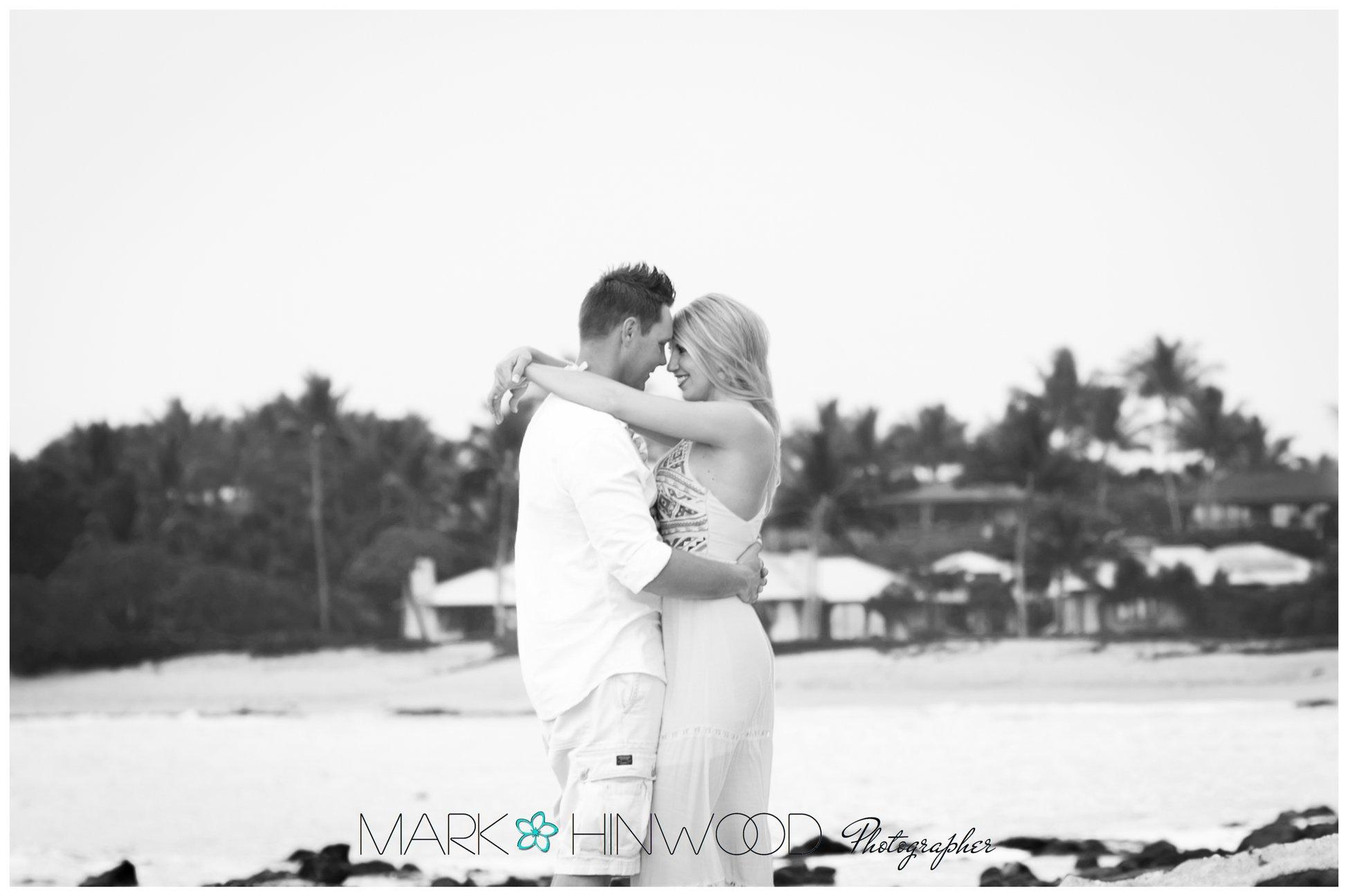 Kikaua Point honeymoon