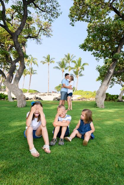 Family Portraits Big Island
