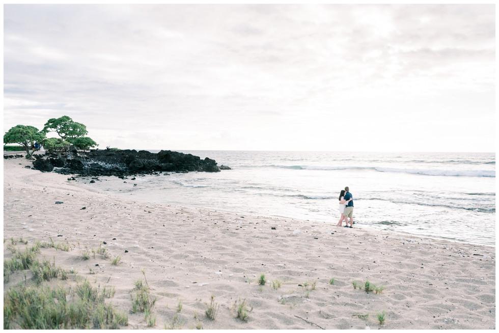 Kona proposal Four Seasons Hualalai