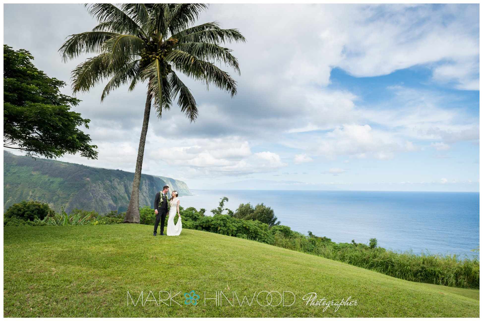 Best Big Island Wedding Photographer