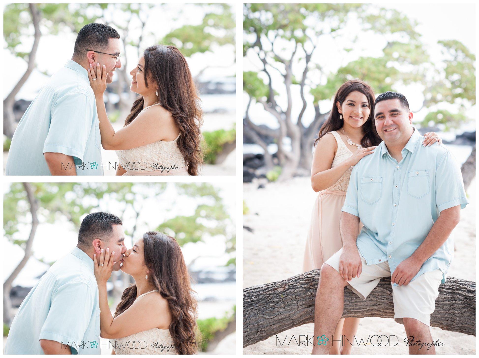 Kailua Kona Engagement photographers