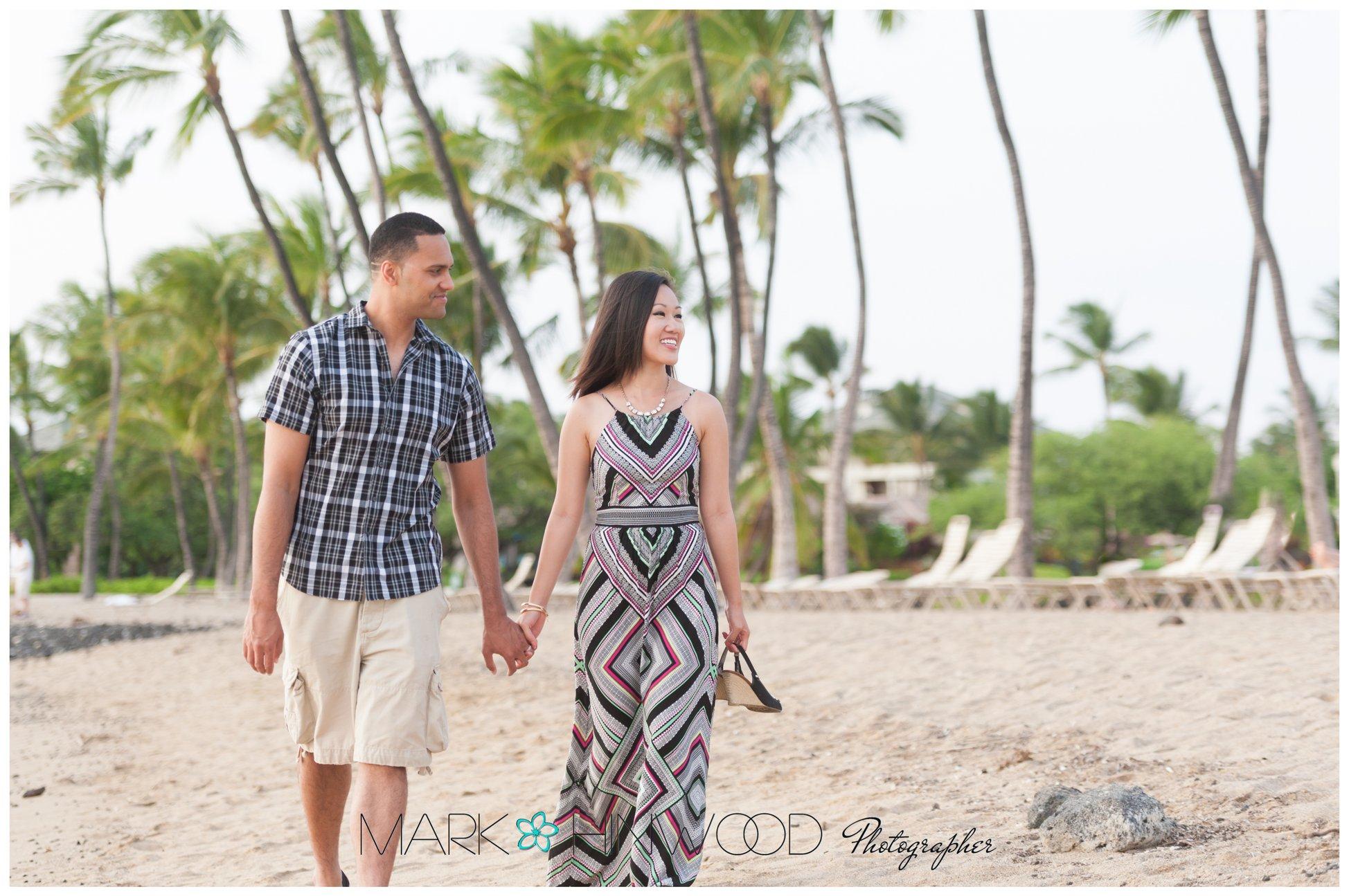 Hawaii honeymoon photography