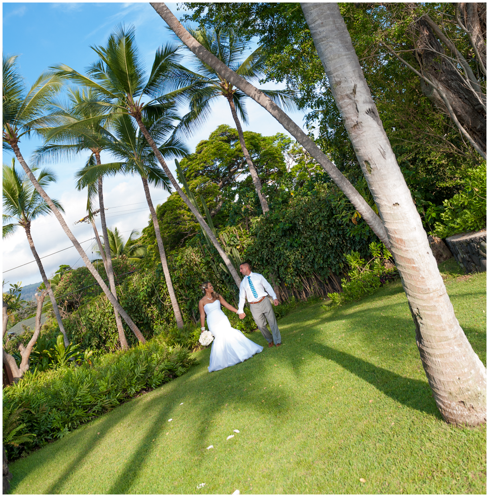 Top Wedding Photographers Hawaii