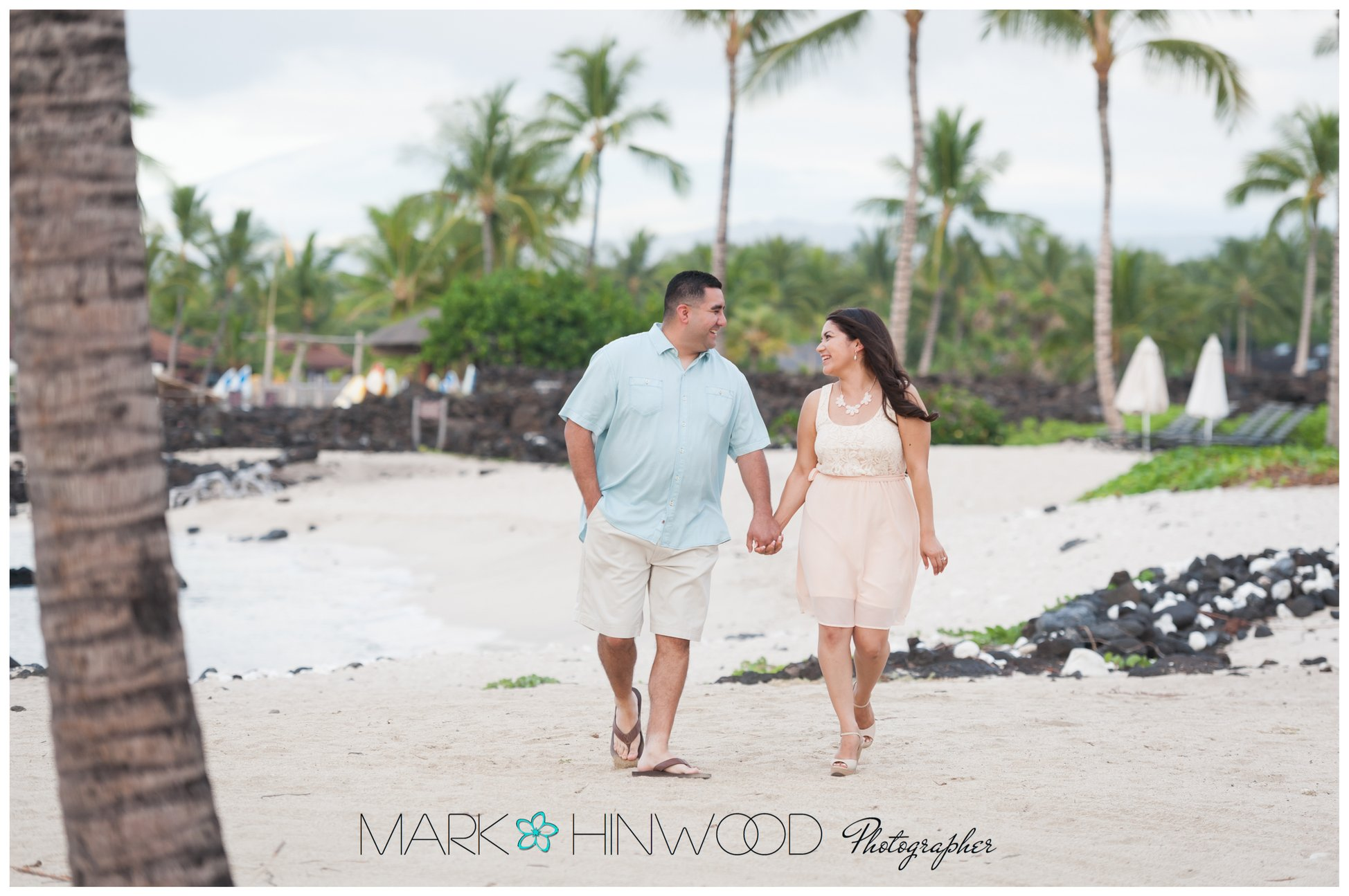 Hawaii engagment photography 2