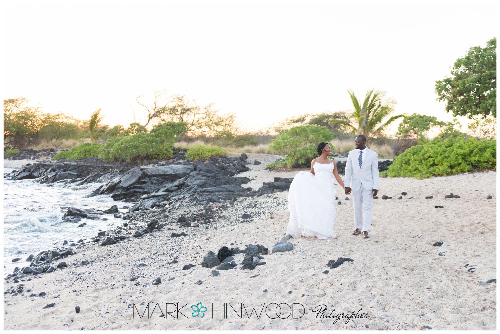 Kona beach weddings 6