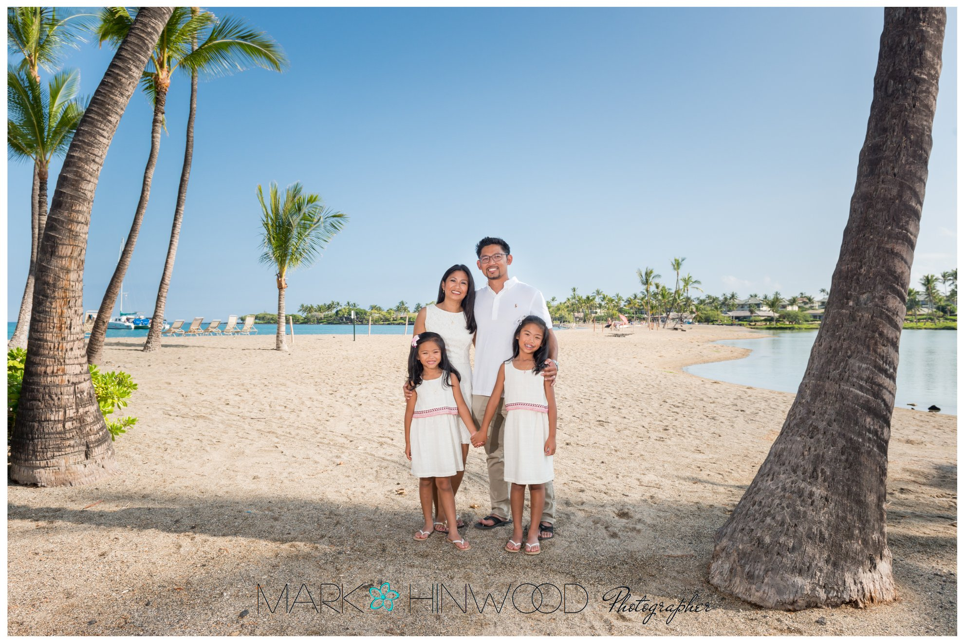 Waikoloa Hawaii Family Portraits