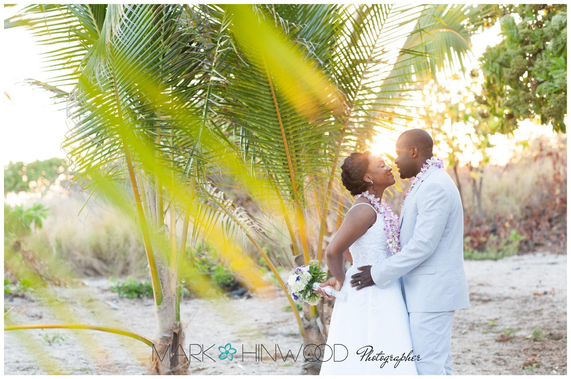Kona beach weddings 1