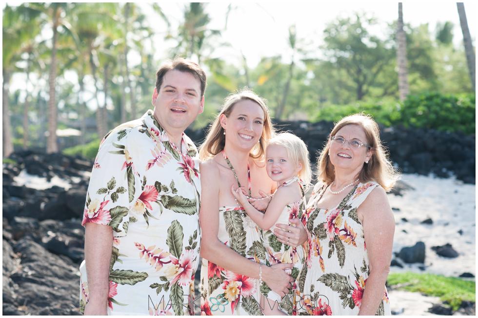 Family photographers Kailua kona