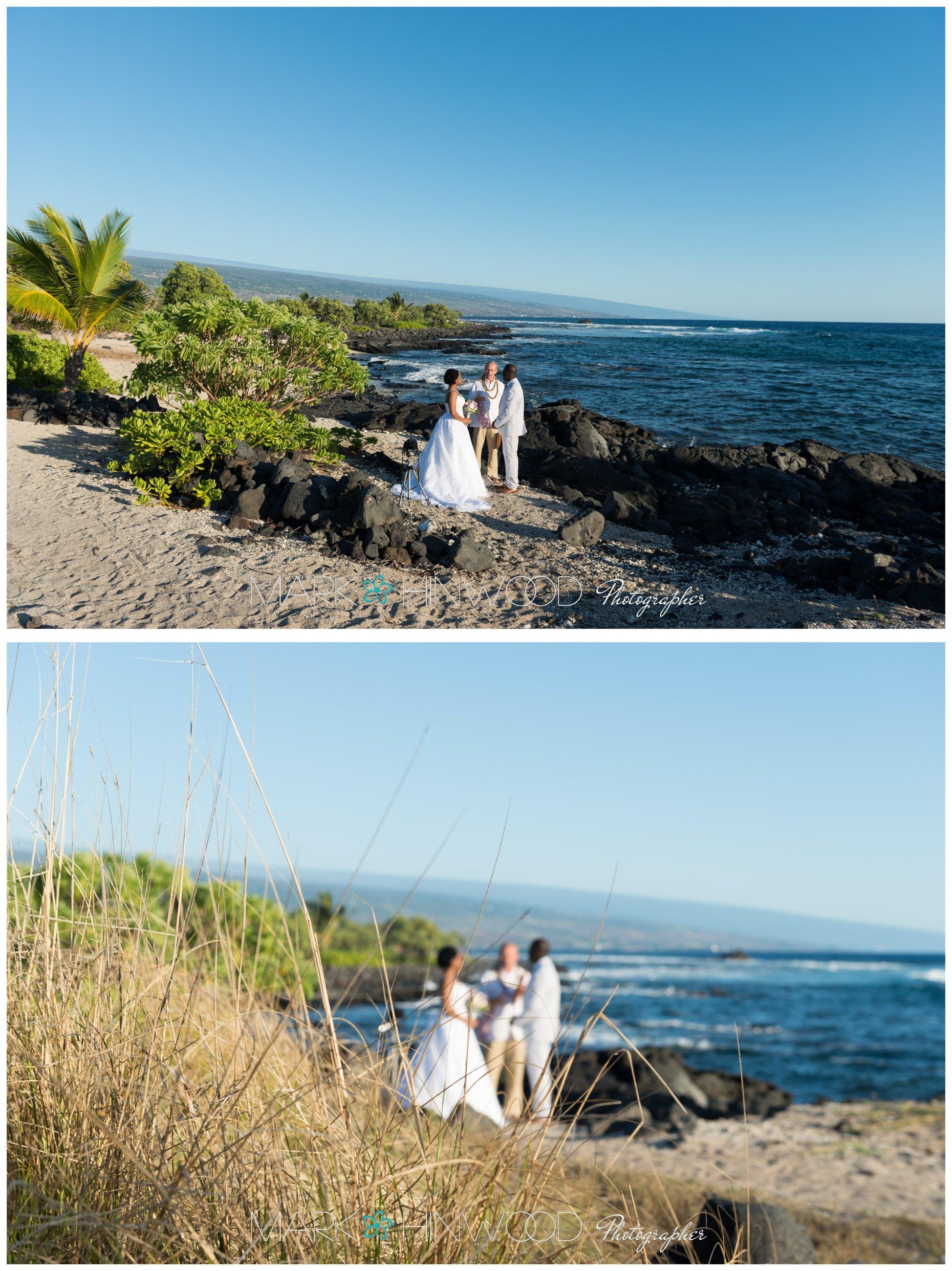 kona beach weddings 19