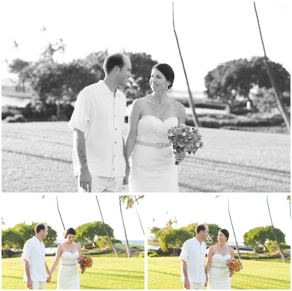 Big Island beach weddings 1