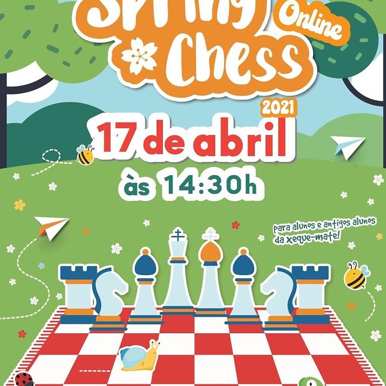 4º Torneio Online XM - Spring Chess