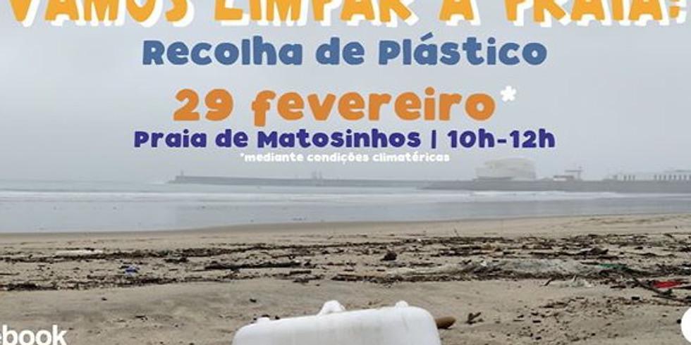 Vamos limpar a Praia!