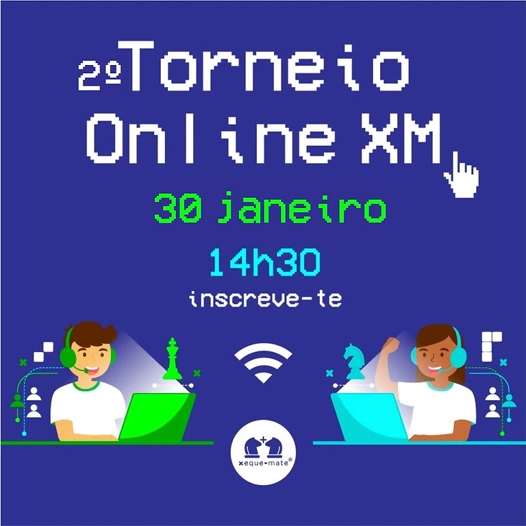 2º Torneio Online XM