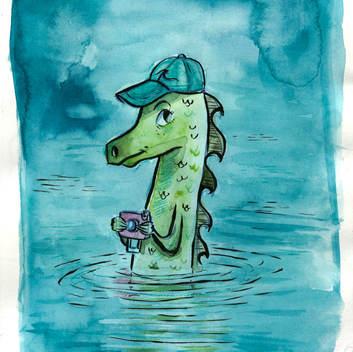 Nessie Character
